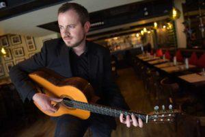 John Walsh (flamenco guitar) & Maria Delgado (singer) @ Doneraile Court & Estate | Doneraile | County Cork | Ireland